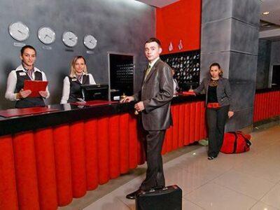 Receptions гостиницы Москва
