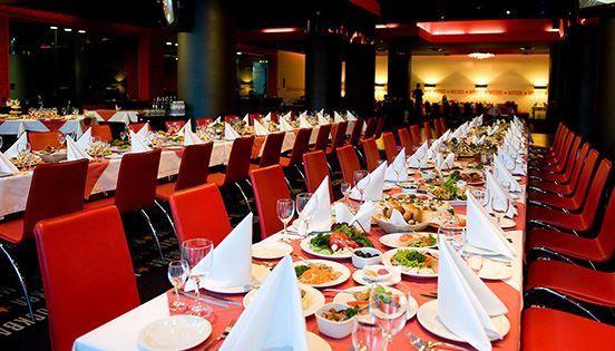 Ресторан гостиницы Москва