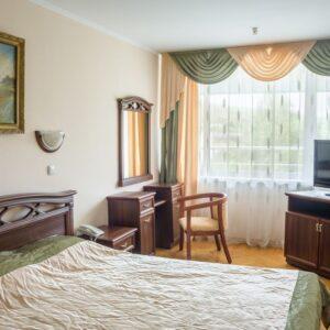 Номер: Люкс - гостиница Москва