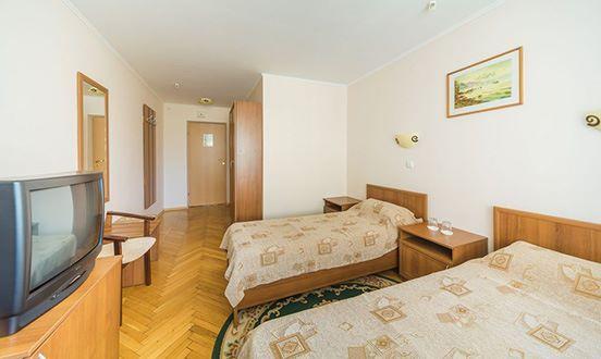 Номер: Стандарт Твин - гостиница Москва