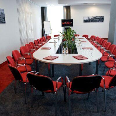 Зал переговоров