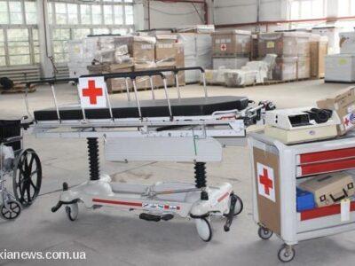 Проект по улучшению технического оснащения крымских медучреждений