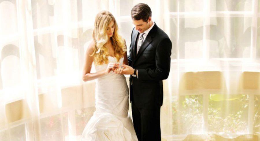 Свадьба в гостинице Москва