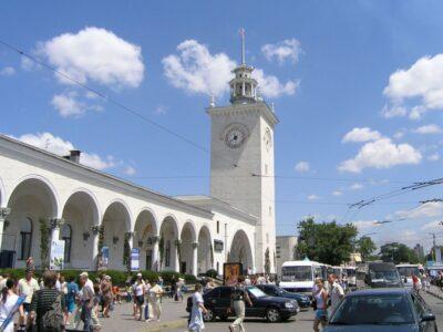 Симферополь — город-собиратель