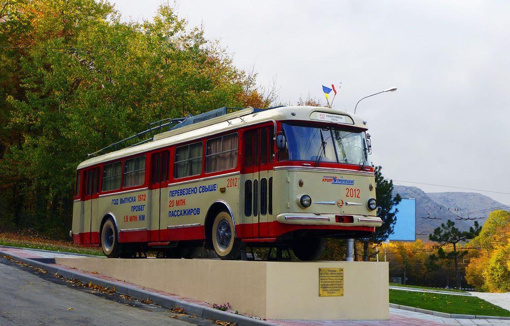 Транспорт в Симферополе