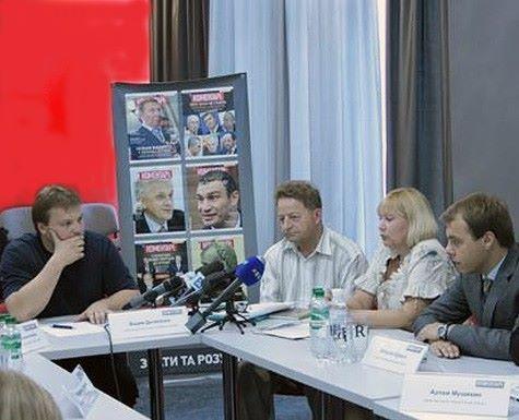 «Проблемы Украины» еженедельник «КОММЕНТАРИИ:»