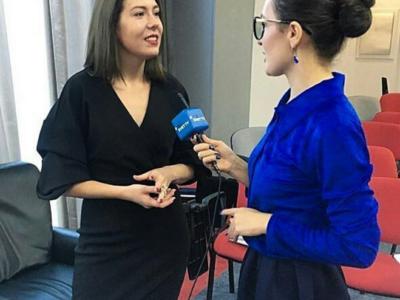Интервью с Ольгой Ален